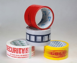 Color printing sealing tape