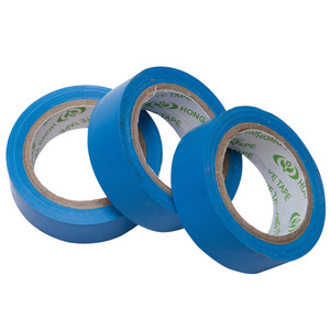 PVC blue electrical tape