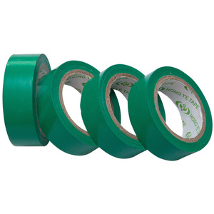 PVC green electrical tape